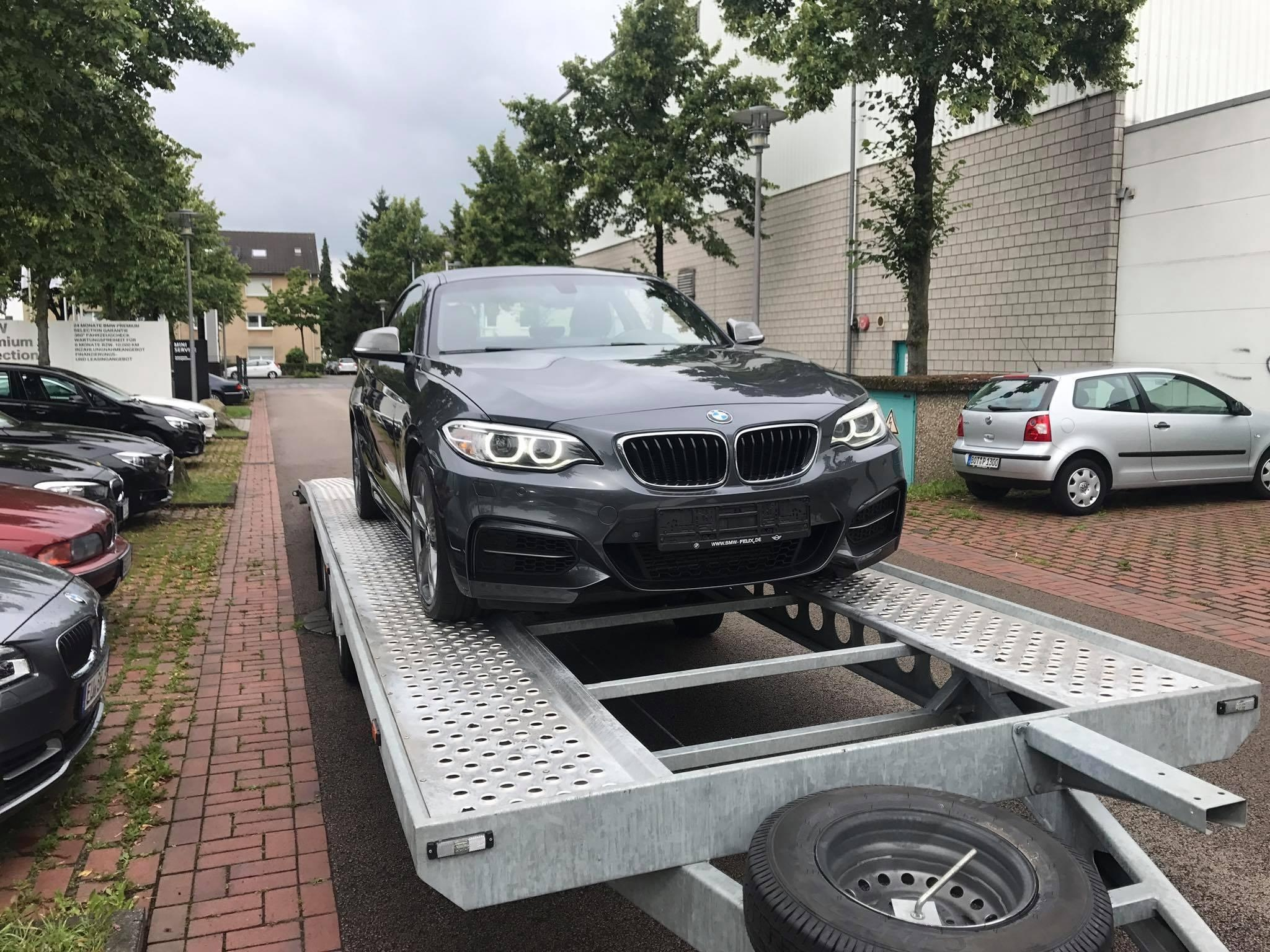 Platforme tractari auto